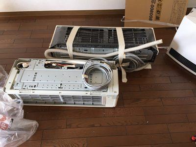 豊中市 エアコン回収作業_161231_0006