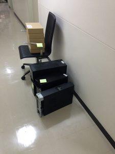 北区 パソコン 椅子回収_170210_0002