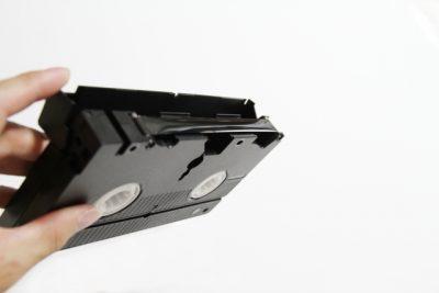 捨て ビデオ 方 テープ